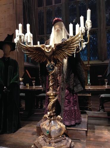 Dumbledore's costume