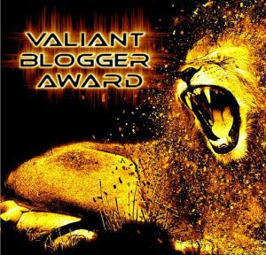 The Valiant Blogger Award