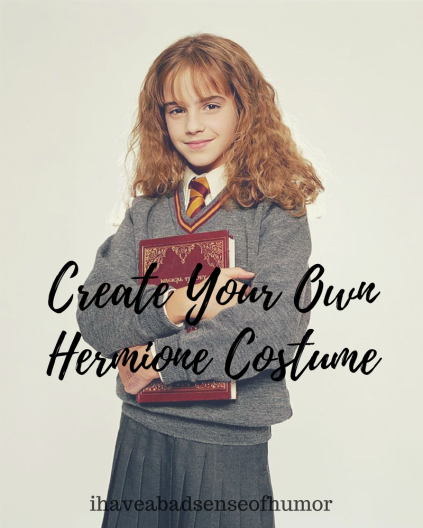 Create Your Own Hermione Costume