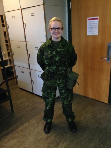 The basic uniform