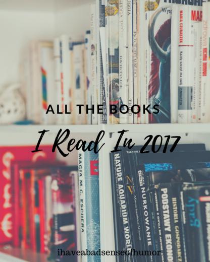 Books in 2017