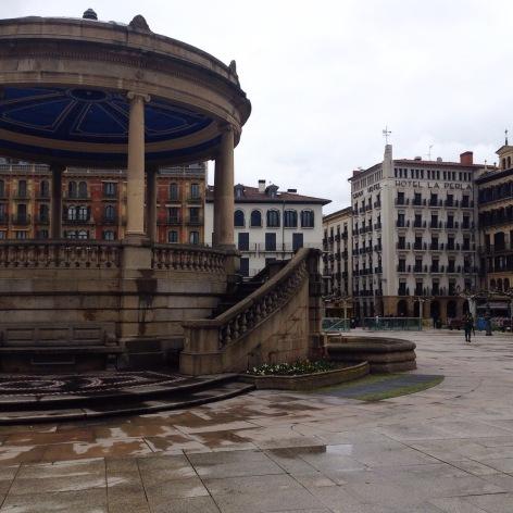 La Plaza del Castillos